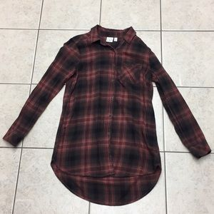 BP Button-Up flannel
